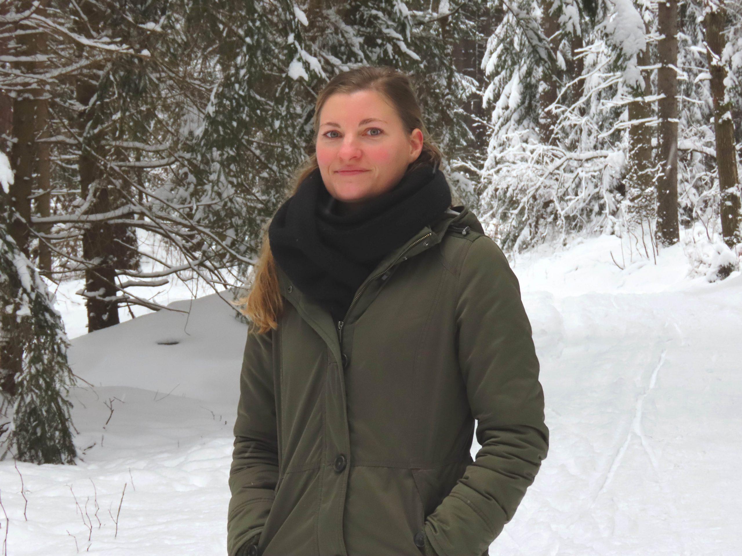 Katrin Hoffmann, Projektmitarbeiterin Naturzentrale